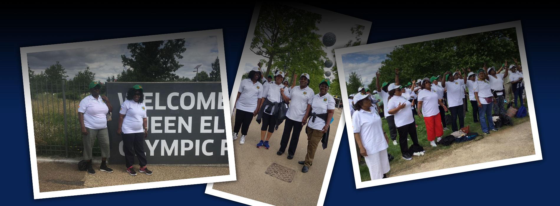GNA Sponsored Walk June 2018